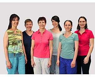 Team | Physiotherapie Tanner | Basel